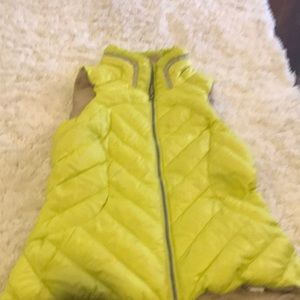 Lululemon down vest